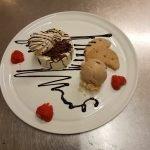 Dessert White Horse Inn Hurstpierpoint