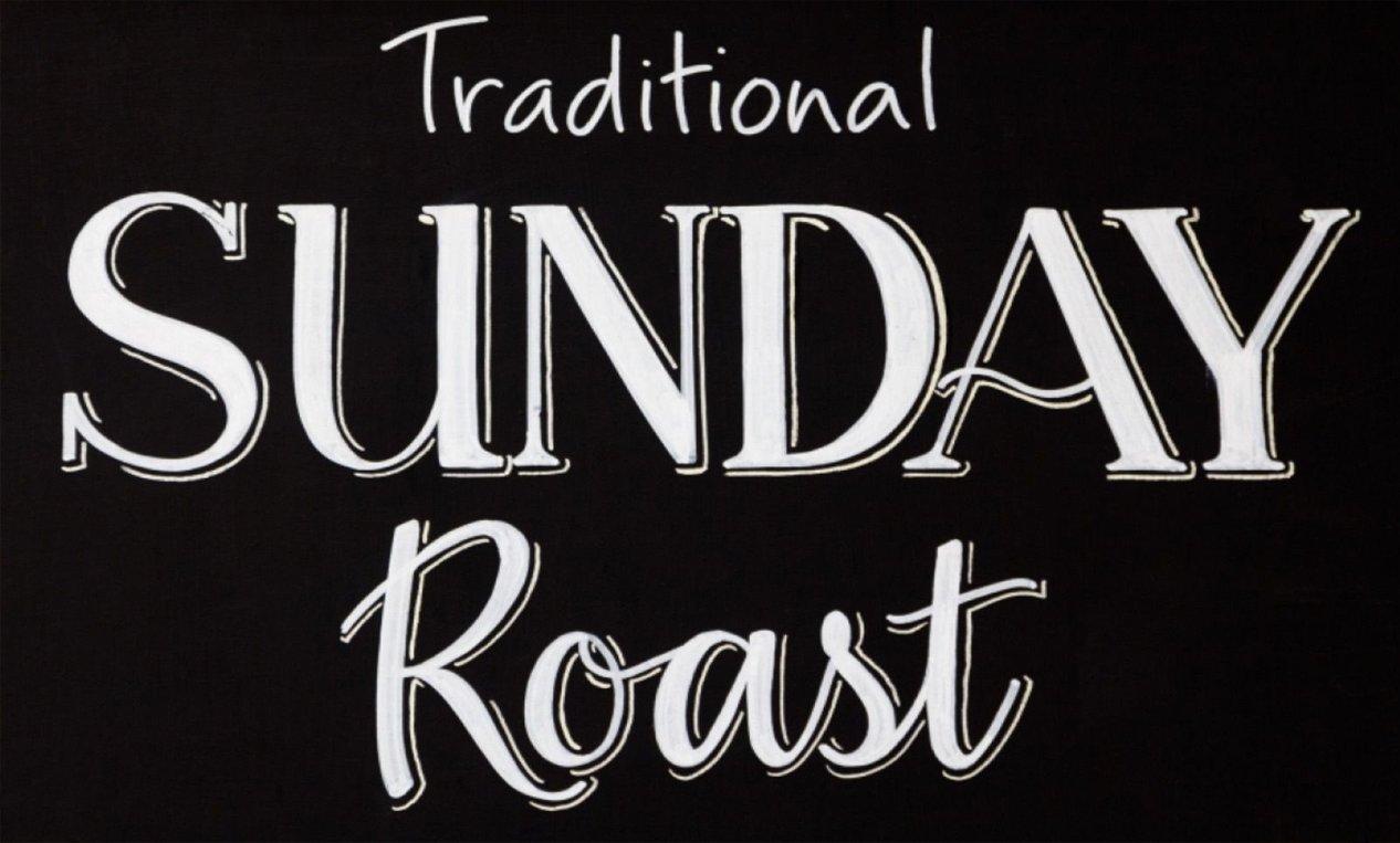 Sunday Roast Promo White Horse Inn Hurstpierpoint
